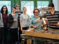 Renate Prehal beim Glasworkshop-4YHKUK-2016