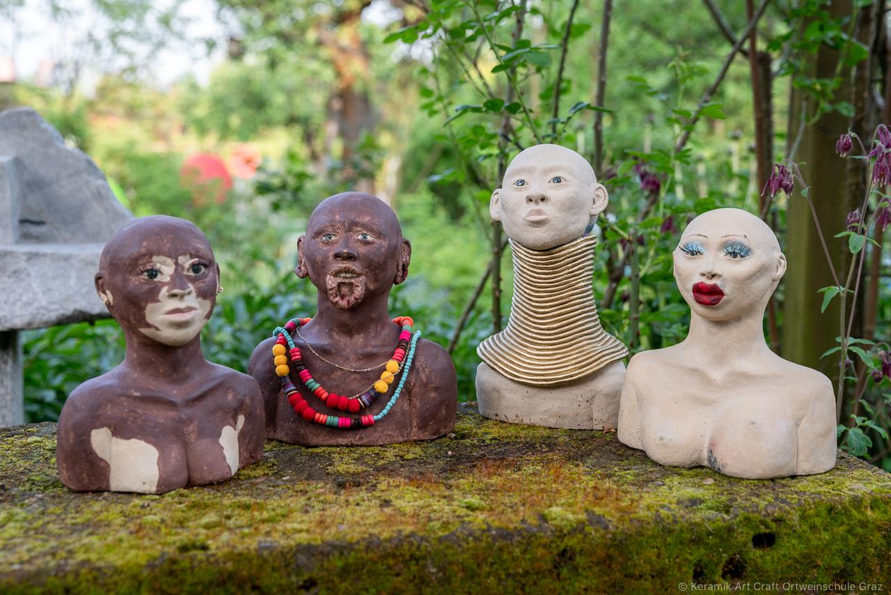 Keramik im kunstGarten   Keramik Art Craft