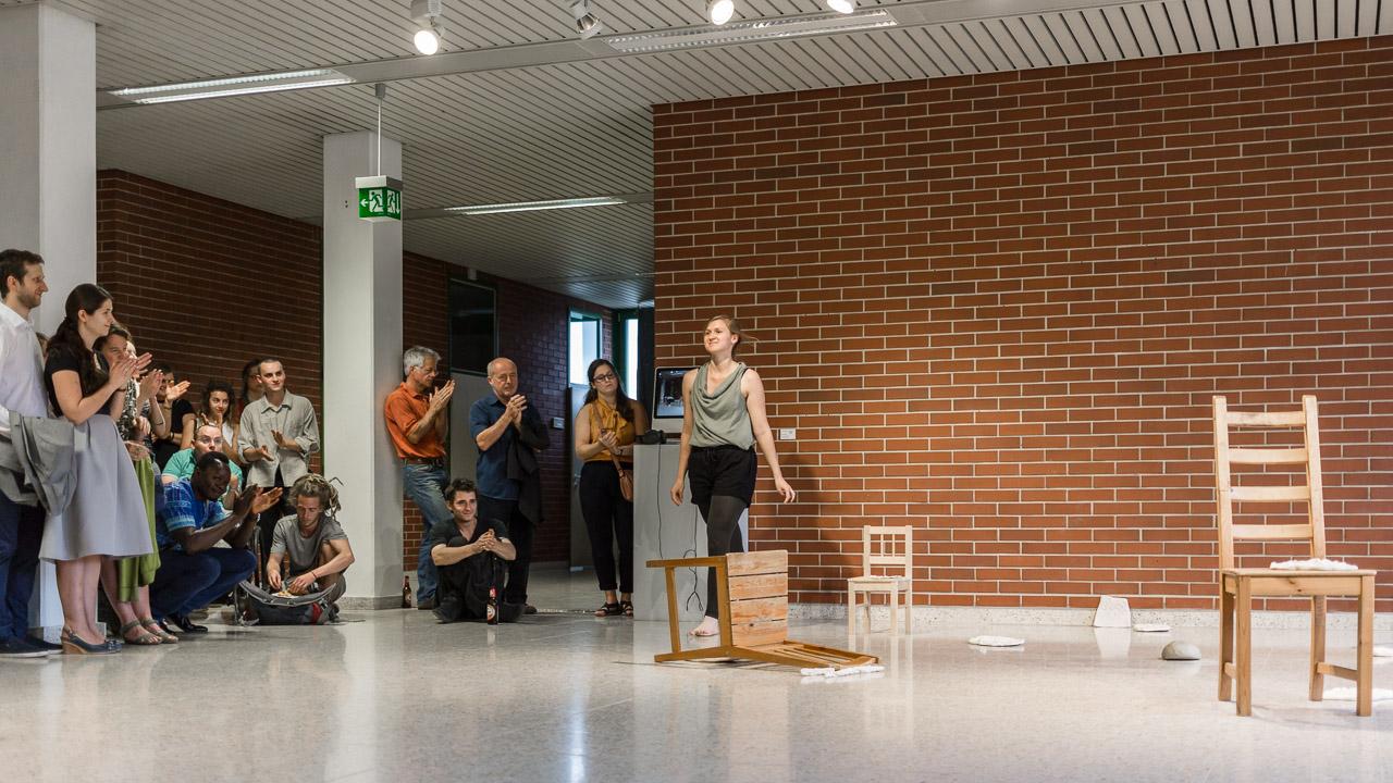 "Daniela Gutmann: ""Kann man mit Keramik tanzen?"""